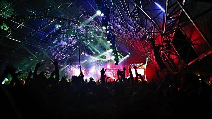 เทศกาลดนตรีต้นปี 2018
